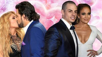 Cupido los flechó: estos famosos se enamoraron de sus fans