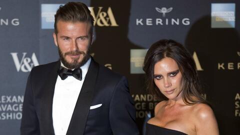 Con altas y bajas, como todos, David Beckham y Victoria conmemoran ya 18...