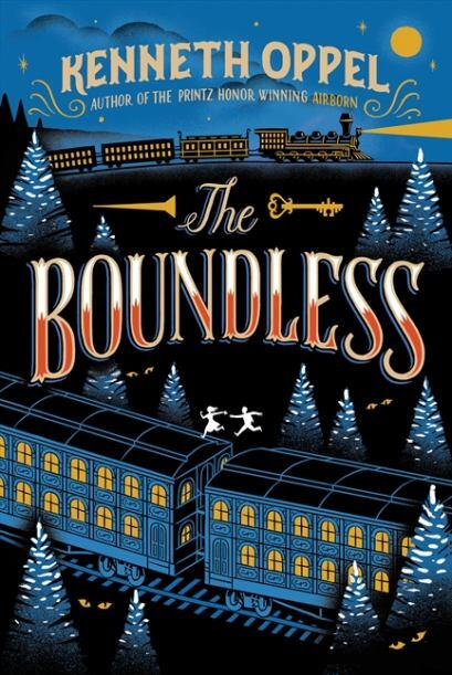 THE BOUNDLESS - Destaca una parte de la historia real ferroviaria, el Bo...