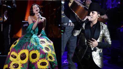 Ángela Aguilar y Christian Nodal: la juventud del regional mexicano destaca rumbo al Latin GRAMMY