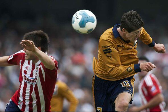 En 14 partidos disputados desde el Torneo Clausura 2008, rojiblancos y a...
