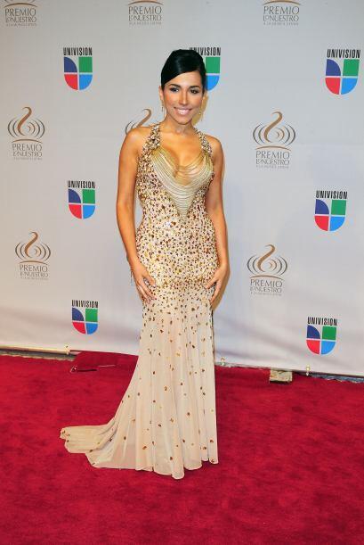 La cantante Ana Isabelle presumió sus curvas caribeñas.