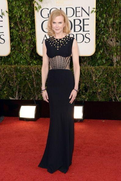 Sin palabras nos dejó Nicole Kidman en 2013 pues lució tremendamente sex...