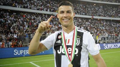¡El inicio de un nuevo idilio! Cristiano Ronaldo y sus números con la Juventus