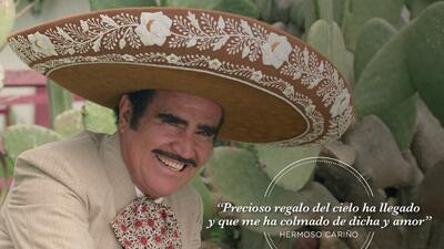Conoce las frases que Vicente Fernández comparte con sus seguidores en redes sociales