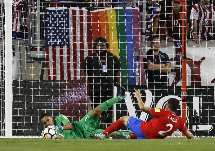 Para desgracia de Estados Unidos y fortuna de Costa Rica, en el arco est...