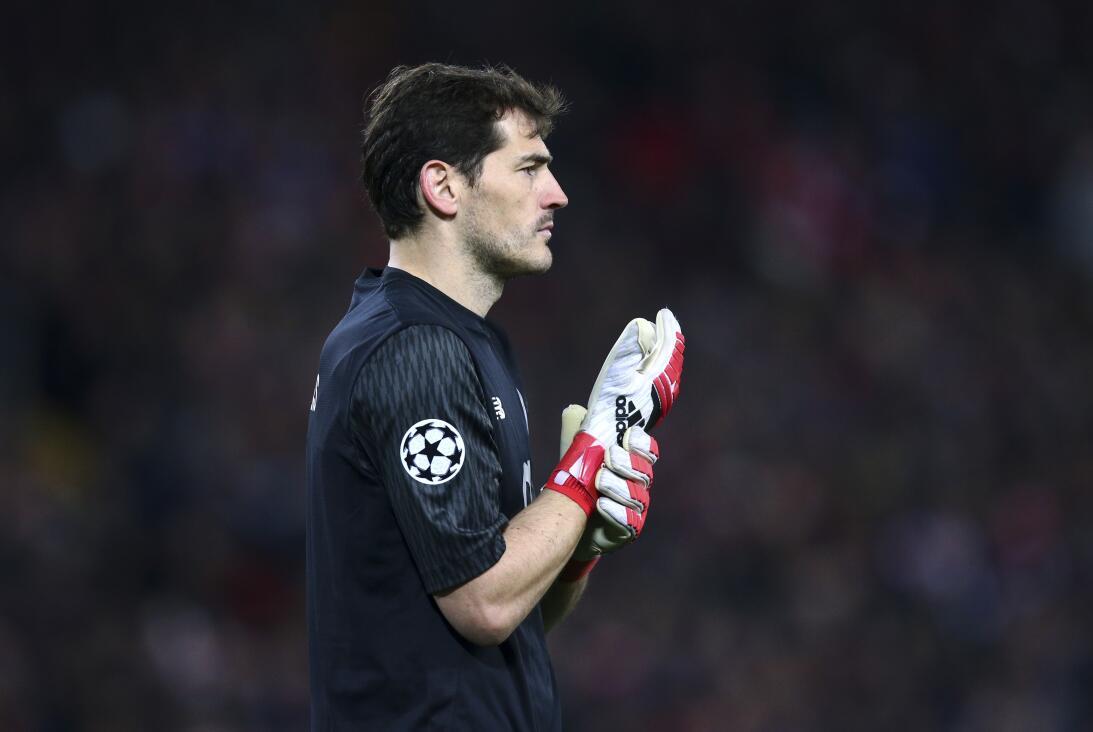 2. Iker Casillas (Porto) - España