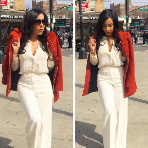 Escoge tu preferido entre los 'looks' de nuestra reportera Gelena Solano...