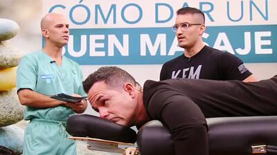 Errores más comunes al aplicar un masaje y que podrían provocar lesiones en tu cuerpo