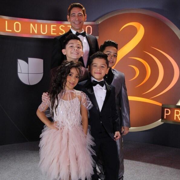 #TeamPequeFlow en Premio Lo Nuestro