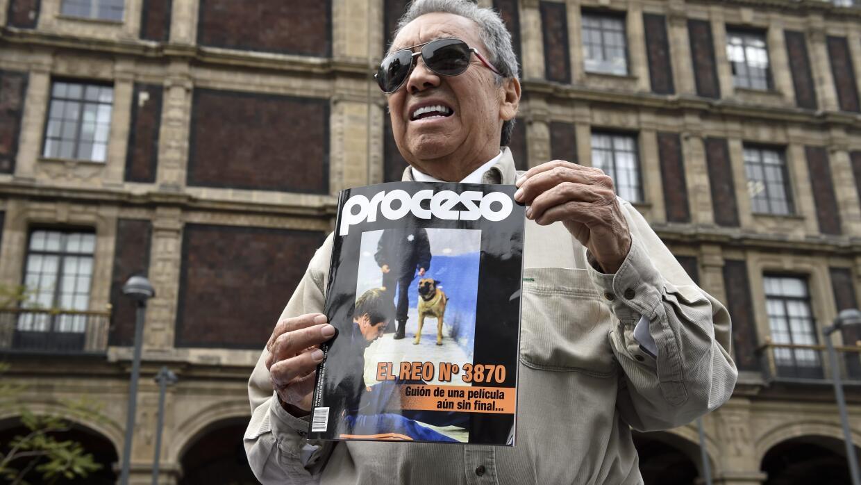 """Jose Luis Gonzalez Meza, abogado de """"El Chapo"""""""