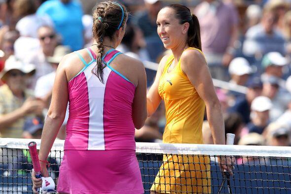 El resultado fue un doble y merecido 6-4 para Pavlyuchenkova.