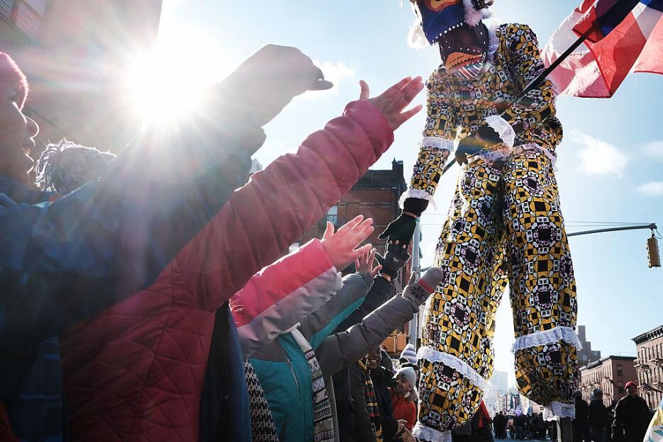 La parada de los Reyes Magos en El Barrio es una celebración que el Muse...
