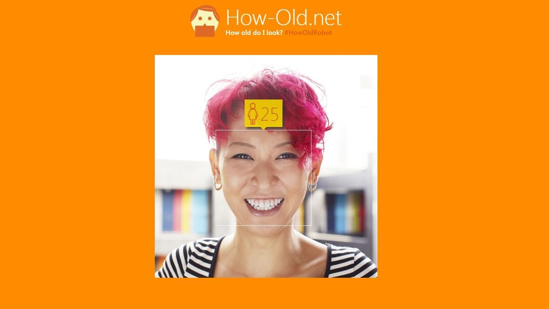 ¿Qué edad aparento?