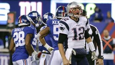 Patriots 27-26 Giants: Con sufrimiento gigante, Pats borró fantasmas en...