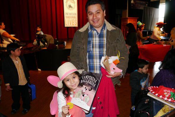 Univision Chicago celebró el Día de los Niños junto...