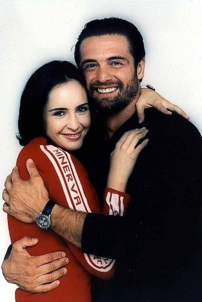 "En ""Locura de Amor"" fue pareja de Juan Soler."