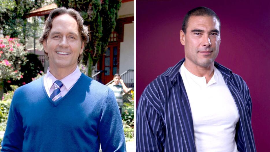 Los galanes más guapos de las telenovelas, ¿los prefieres rubios o morenos?