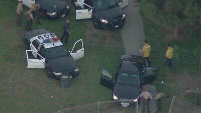 Dos alguaciles del condado de Los Ángeles resultan baleados tras un tiroteo en un parque