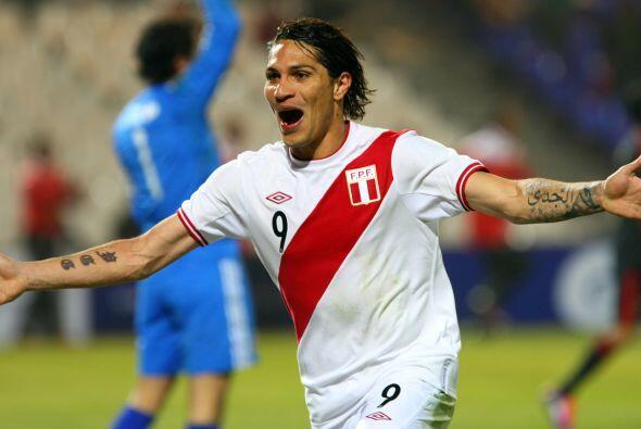 La figura, sin dudas, es Paolo Guerrero. El delantero viene en racha gol...