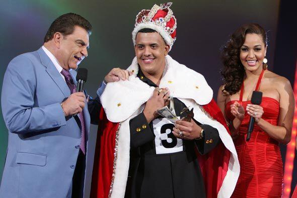 Aquí se corona al rey, a la reina, a la princesa, a la diva, a la...
