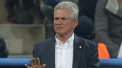 El entrenador del cuadro teutón espera que sus jugadores jueguen la vuel...