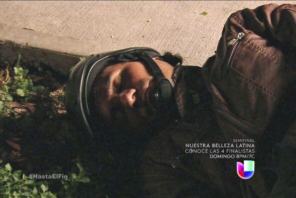 ¿Será que ahora Chavita ya no podrá ayudar a su papá? ¿Sobrevivirá?