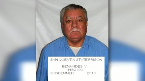 Vicente Benavides Figueroa, de 68 años de edad, fue encarcelado cuando t...