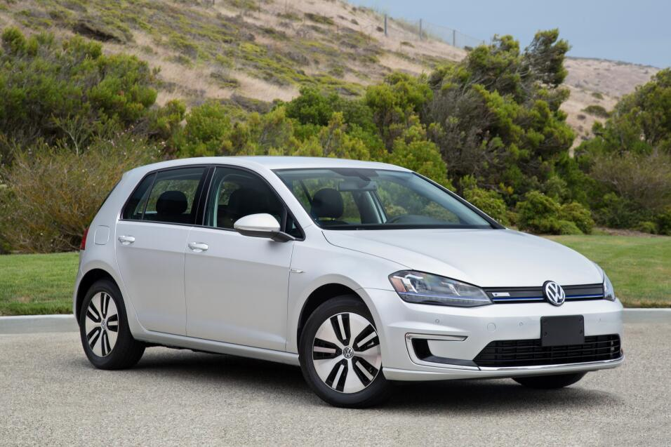 Volkswagen E-Golf  2016