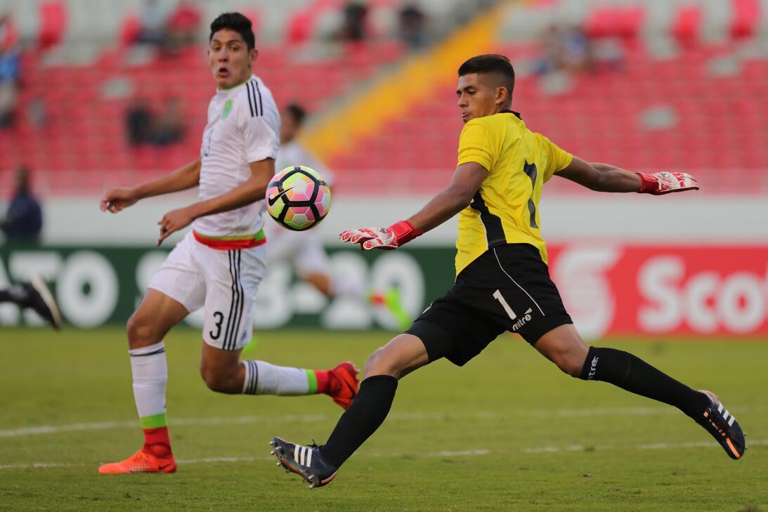 La goleada de México contra El Salvador que clasificó al 'Tri' al Mundia...