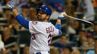 Los Mets dejan libre al 'Titán' González