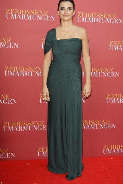 El color verde solo le queda bien a ella y a Nicole Kidman. Las ex de To...