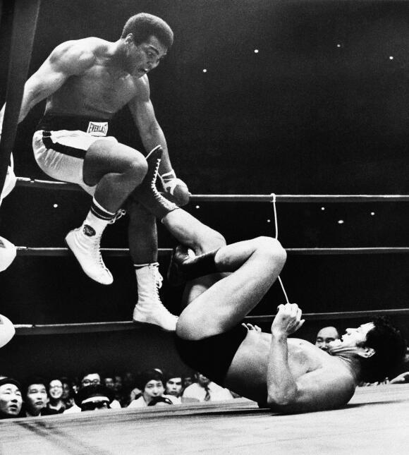 Las batallas de Muhammad Ali dentro y fuera del ring Ali.jpg