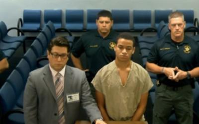 El fiscal dijo que Zachary Cruz también tiene un historial crimin...