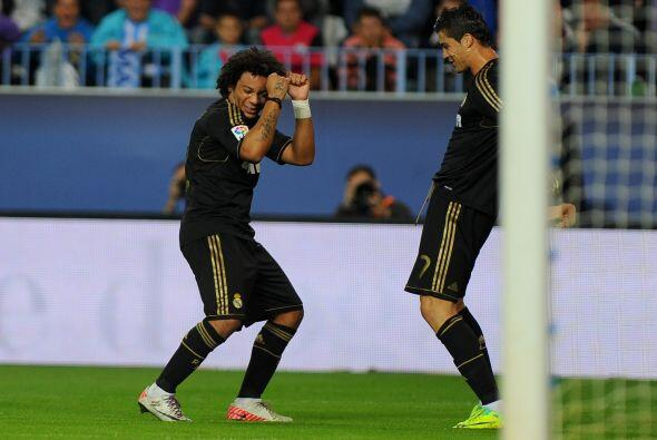 El astro portugués del Real Madrid volvió a tener un partido de los que...