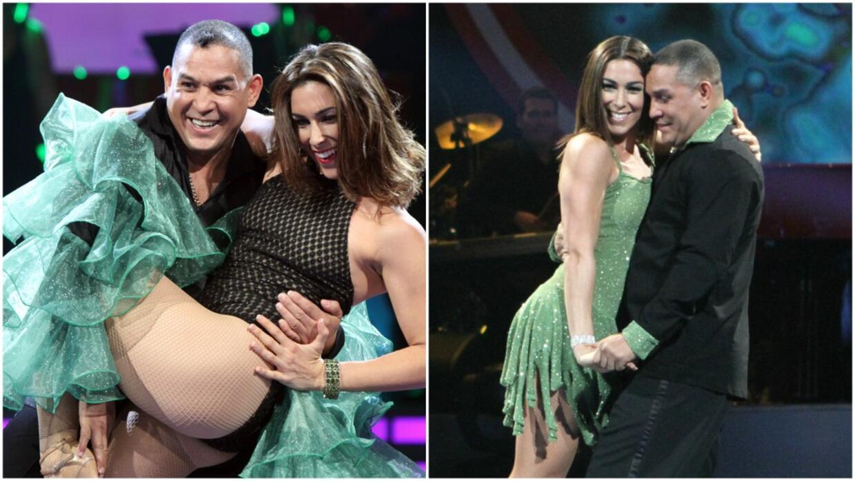 Los bailes de 'Macho' Camacho.