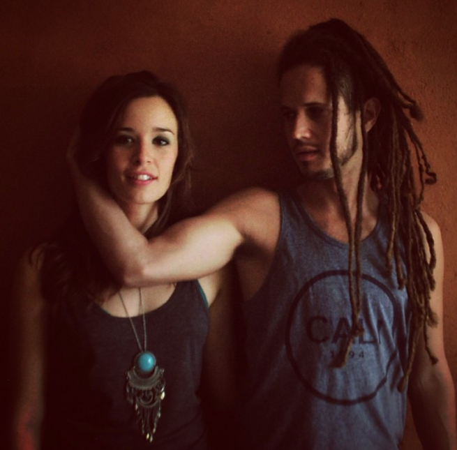 Este año terminó una con Catalina García, vocalista del grupo Monsieur P...