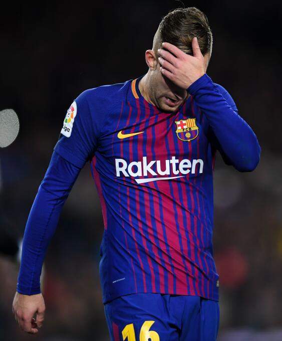 La historia de Gerard Deulofeu en el Barcelona está cerca de terminar, n...