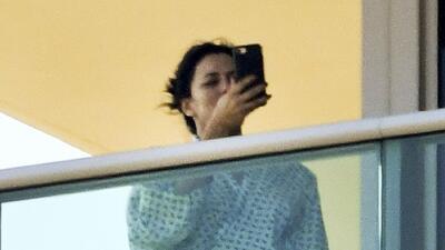 Las primeras imágenes de la pancita de Eva Longoria tras confirmar su embarazo