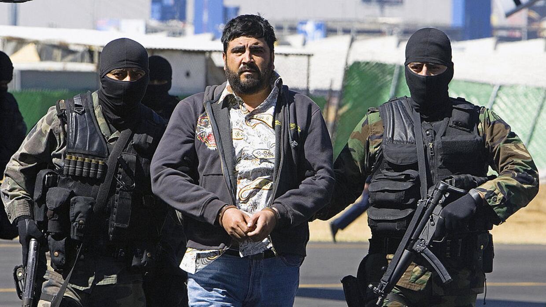 Alfredo Beltrán Leyva, uno de los líderes del cártel mexicano los Beltrá...