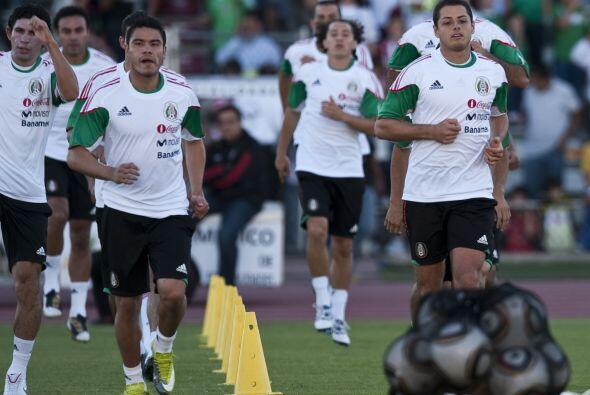 Las convocatorias a la selección mexicana eran costumbre.