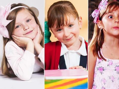 Luz, Lupita, Victoria y el elenco infantil de las novelas le ponen diver...