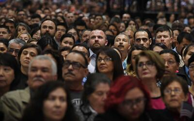 Al menos 4 de cada 10 adultos se mostraron preocupados por su futuro en...