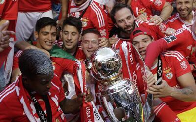 Benfica se coronó campeón