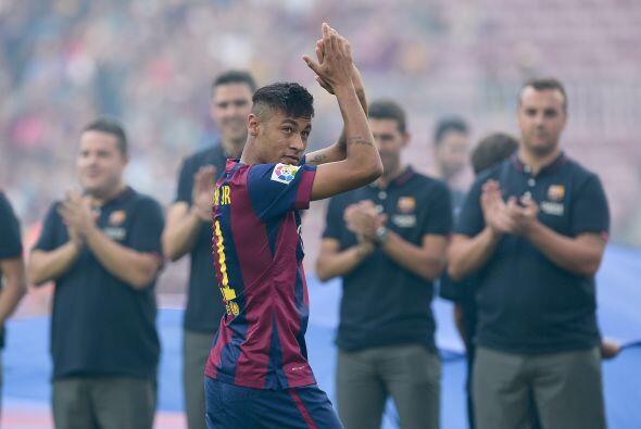 El delantero fue muy bien recibido por los fans, además de que el mismo...