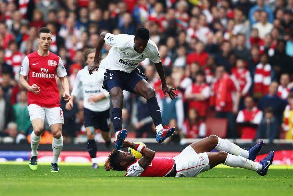 Pero el juego de la jornada se dio en la casa del Arsenal, el Emirates A...