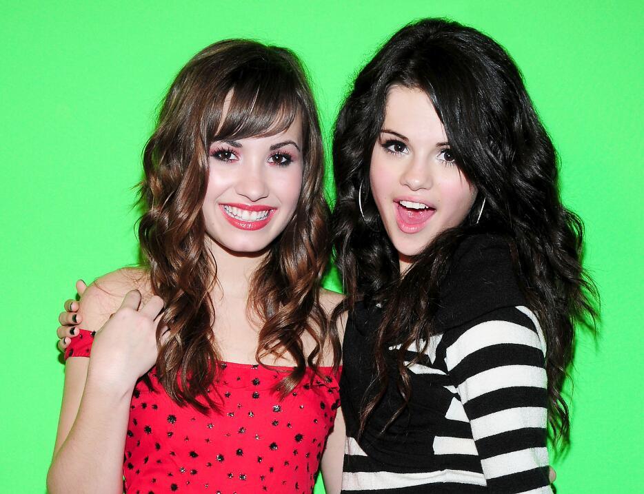 Demi Lovato y Selena Gomez