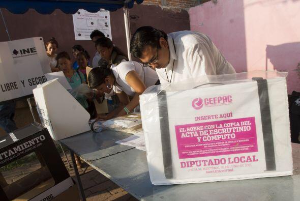 Elementos del Consejo Estatal Electoral y de Participación Ciudadana (Ce...