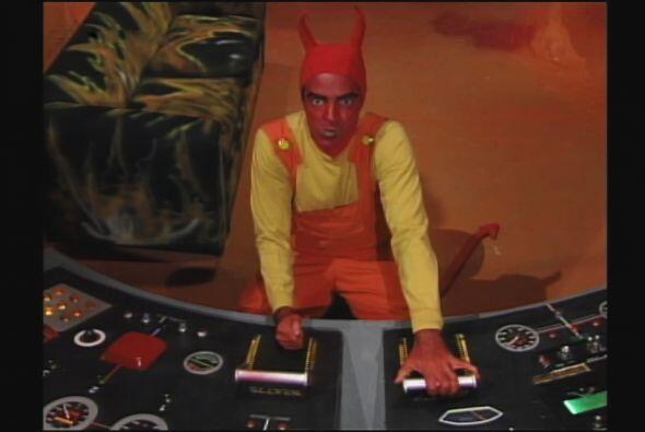 El Diablito, es el hijo del mismísimo Diablo, vive en el infierno y se l...