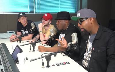 Tech N9ne talks Billy Joel and Tim Duncan